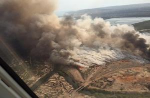 Riverton City mass fire